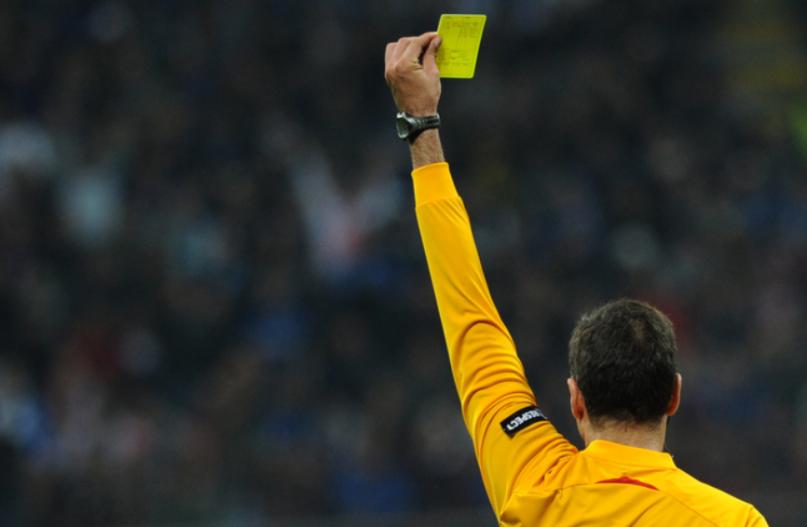 желтые карточки футбол на стратегия ставок